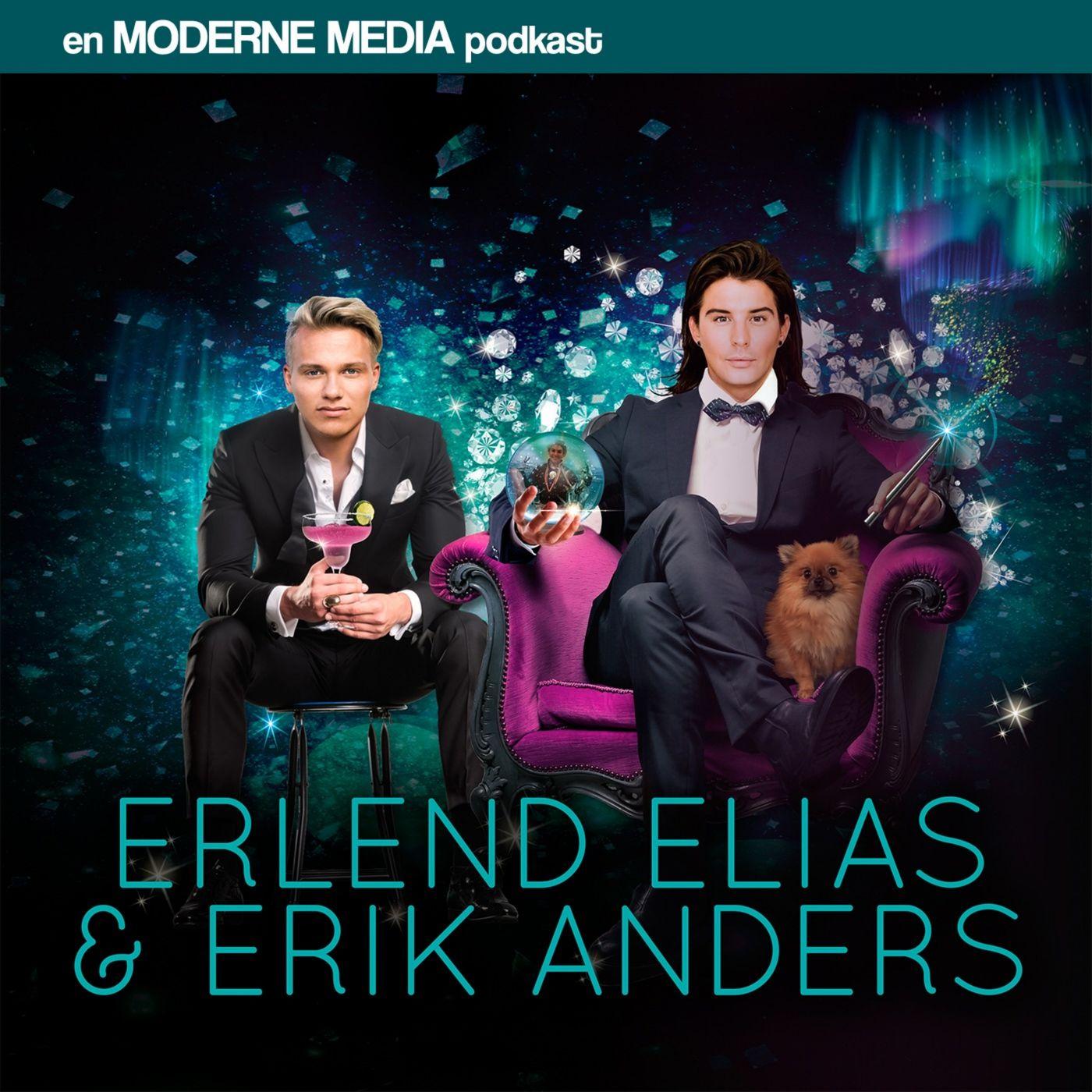 Erlend Elias og Erik Anders